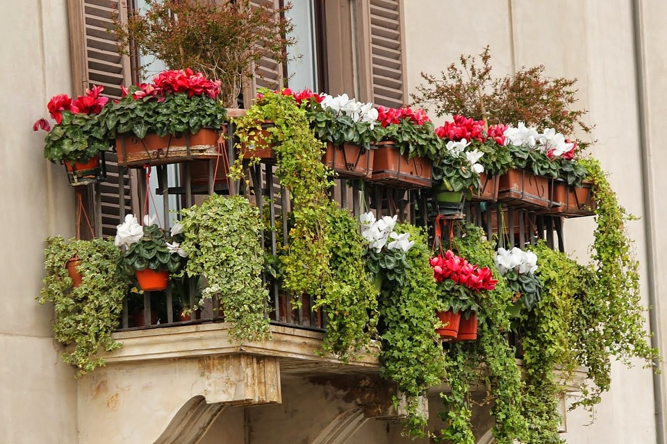 Transform your balcony into your own personal heaven