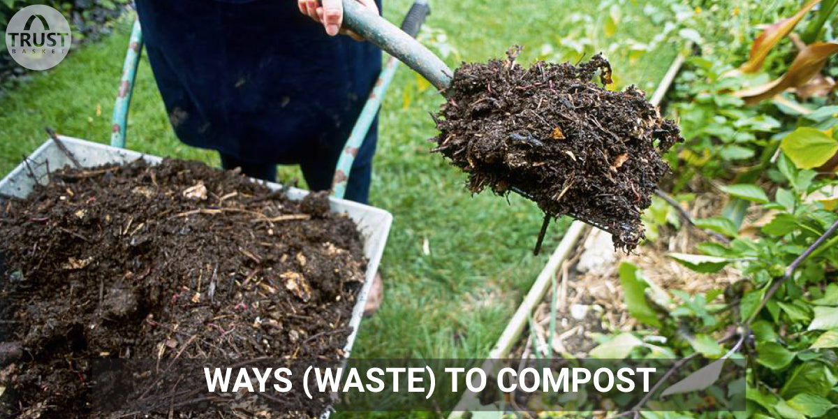 Ways (Waste) to compost