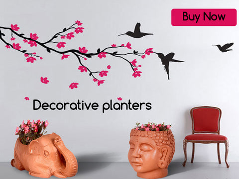 Contemporary / Decorative Planters
