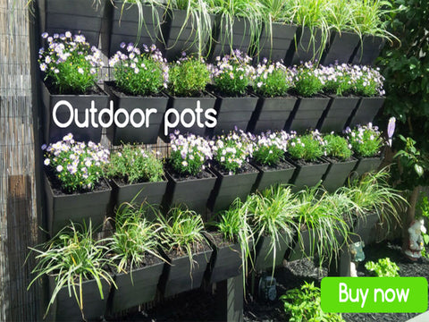Outdoor / Tree pots