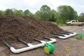 aerated static pile compost - aerobic composting