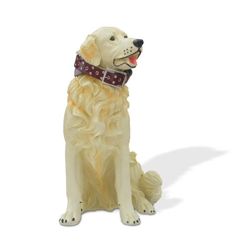 Garden Equipment & Accessories Online - Decorative Dog for home decor garden decor indoor outdoor showpiece statue(Best for home garden,balcony decoration, Resin Statue,Gifting item)