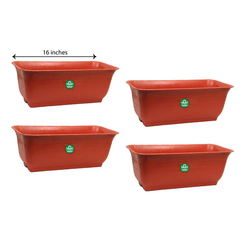 Buy Medium Pots Online - Window Planter - 16 inches