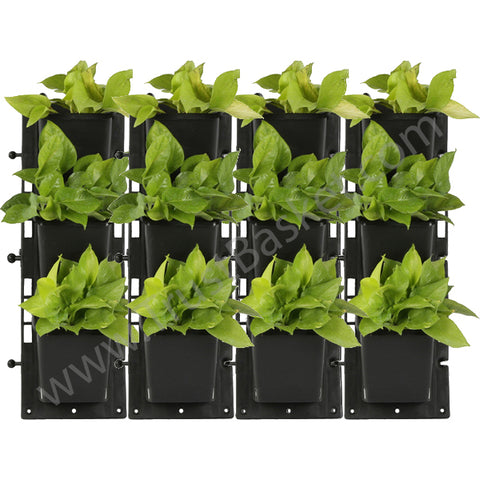 Set of 4-Vertical Gardening Panel