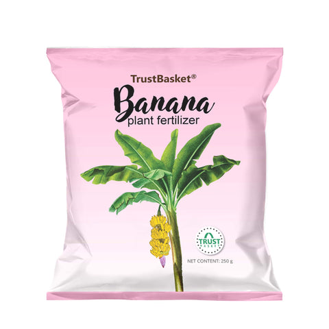 Best Plant Food Products in India - BANANA PLANT FERTILIZER