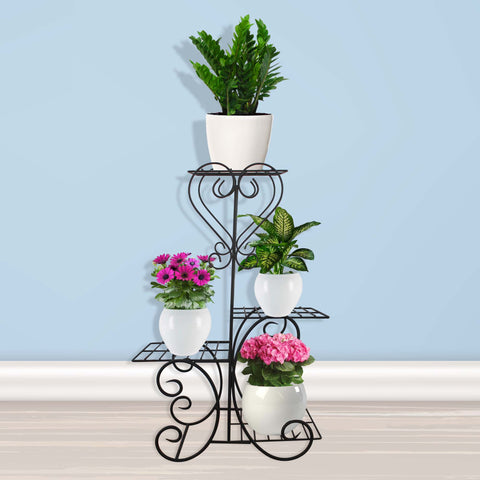 featured_mobile_products - TrustBasket Bell Flower Planter Stand for Plants