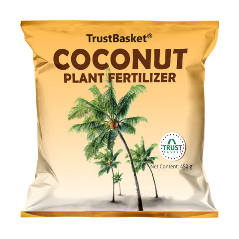 Best Plant Food Products in India - Coconut Plant Fertilizer