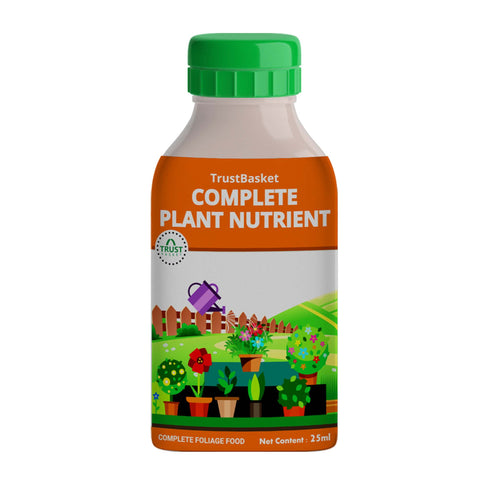 Gardening Products Under 599 - TrustBasket Concentrated All Purpose Organic Plant Nutrient. Each 25ml Plant Nutrient feeds 100 plants upto 3 months