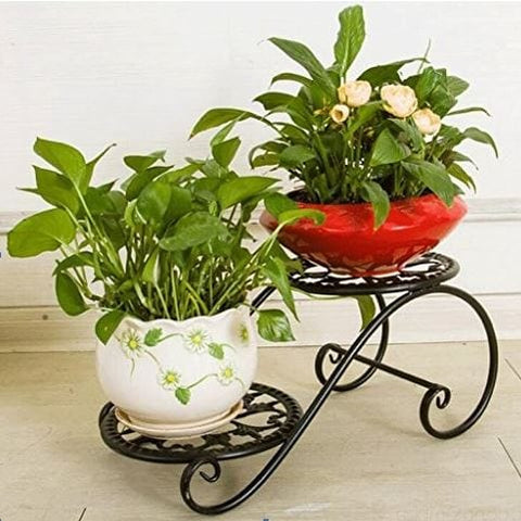 Table Top Planter Stand - Set of 2