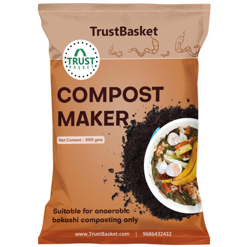 Gardening Products Under 599 - BOKASHI Compost Maker powder - 500gms