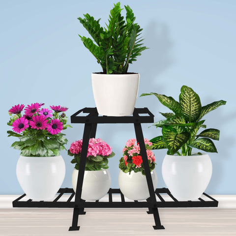 Planter Stand for Flower Pots - Cosmo Planter Stand-Flower Pot Stand,Planter Stand Multipurpose Stand for indoor/outdoor use