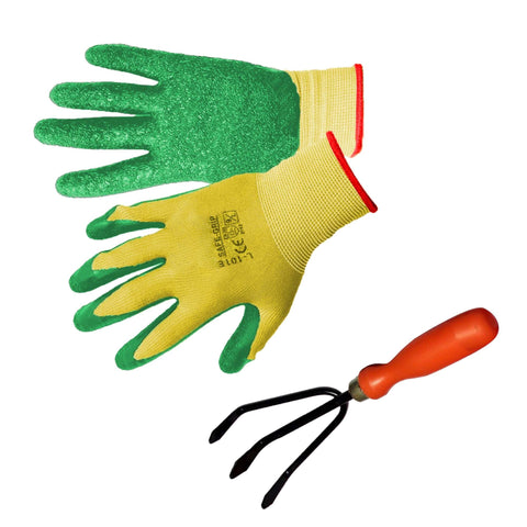 Gardening Products Under 299 - Composting accessories (Gloves,Garden Cultivator)