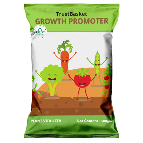 Gardening Products Under 599 - TrustBasket Plant Growth Promoter/Booster Organic Fertilizer