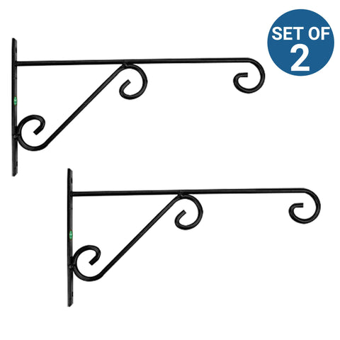 Garden Accessories Online - TrustBasket Heavy Duty Wall Bracket Plant Hanger