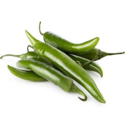 Chilli green long seeds (Hybrid)