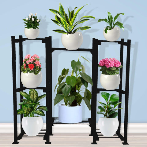 Planter Stand for Flower Pots - Magnus Planter Stand-Plant Stand Flower Pot Holder/Multipurpose Planter Stand Indoor/Outdoor use