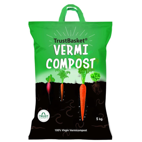 Gardening Products Under 599 - TrustBasket Vermicompost for Plants