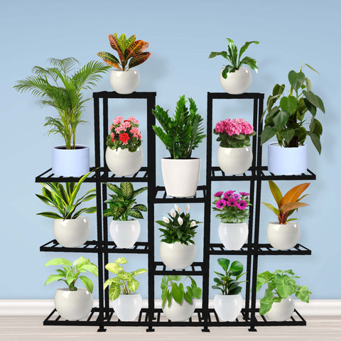 Planter Stand for Flower Pots - Orian Planter Stand –Plant Stand Flower Pot Holder /Multipurpose Planter Stand indoor/outdoor use