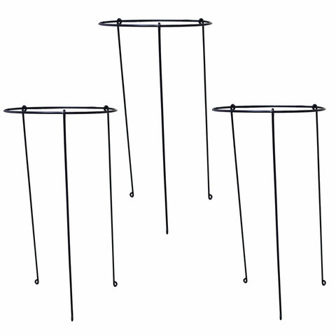 Garden Trellis Plant Support - Set of 3