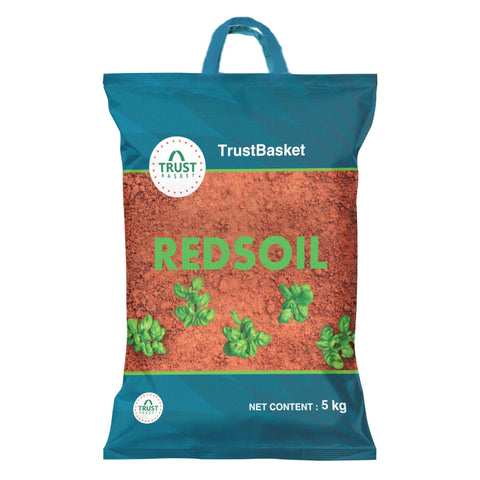 Gardening Products Under 599 - TrustBasket Garden Red soil