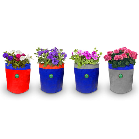 Garden Equipment & Accessories Online - HDPE Grow Bags - Set of 4