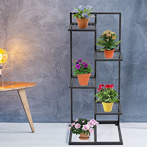 Planter Stand for Flower Pots - TrustBasket Garnet Planter Stand