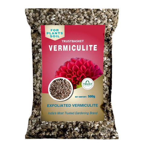 Best Plant Food Products in India - Vermiculite