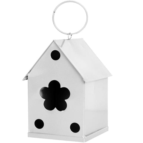 Bird House White - Trust Basket