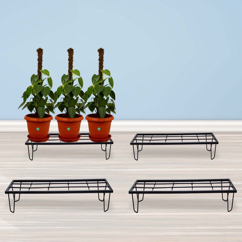 Planter Stand for Flower Pots - Lantana Planter Stand- Set of 4