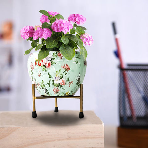 Indoor TableTop Planters - Blossom Flower Planter