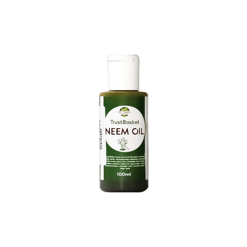 Best Plant Food Products in India - Neem Oil for Plants (100ml)