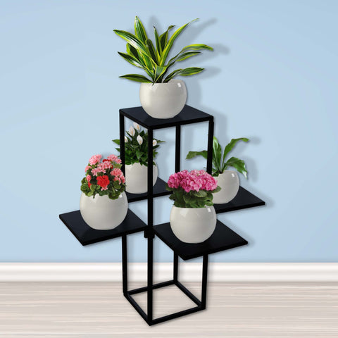 Planter Stand for Flower Pots - Olive Planter Stand