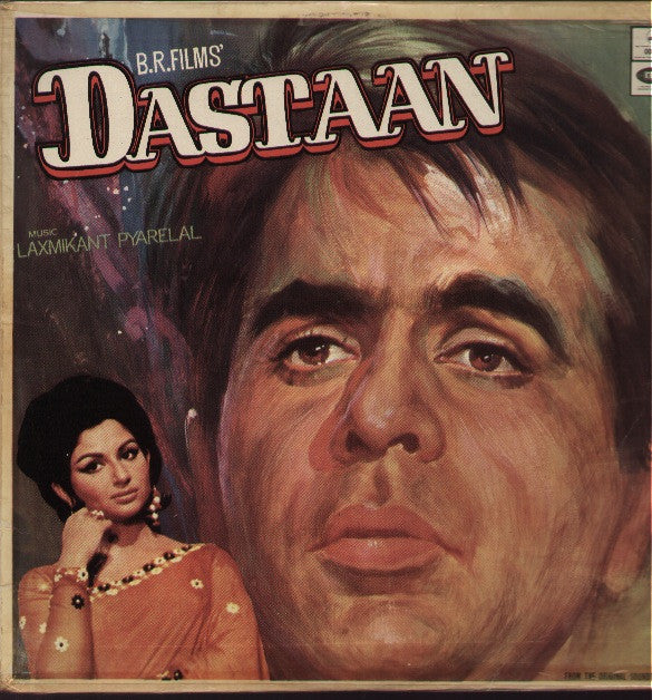 Dastaan - First Press - Hindi Bollywoodvinyl LP