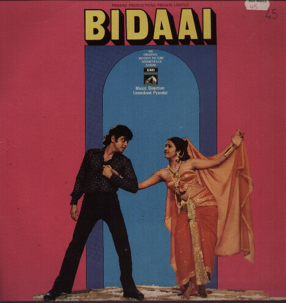 Bidaai Indian Vinyl LP