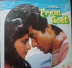 Prem Geet - Jagjit Singh Hit Bollywood Vinyl LP