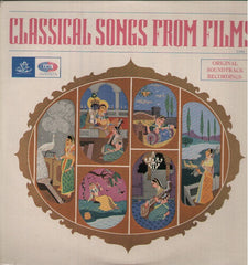 Classical Songs From Films - Volume 4 - Near Mint Indian Vinyl LP