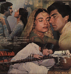 Nikaah Bollywood Vinyl LP