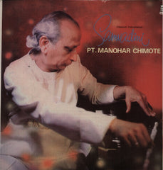 Manmohar Chimote Brand new Indian Vinyl LP