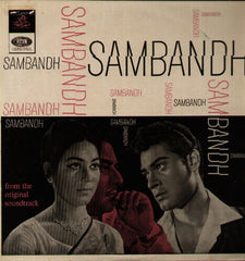Sambandh Bollywood Vinyl LP
