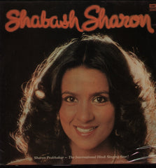 Sharon Prabakar - Shabash Sharon Bollywood Vinyl LP