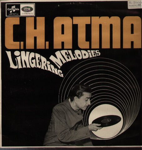 C.H. Atma - Lingering Melodies- Bollywood Vinyl LP