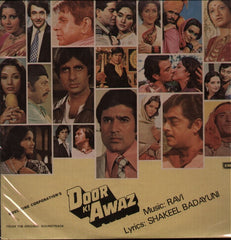 Door Ki Awaaz Bollywood Vinyl LP