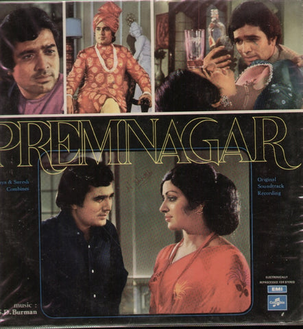 Prem Nagar Bollywood Vinyl LP
