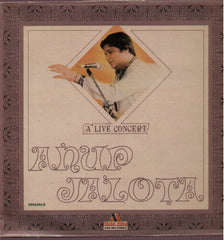 Anup Jalota - Indian Ghazal Bollywood Vinyl LP