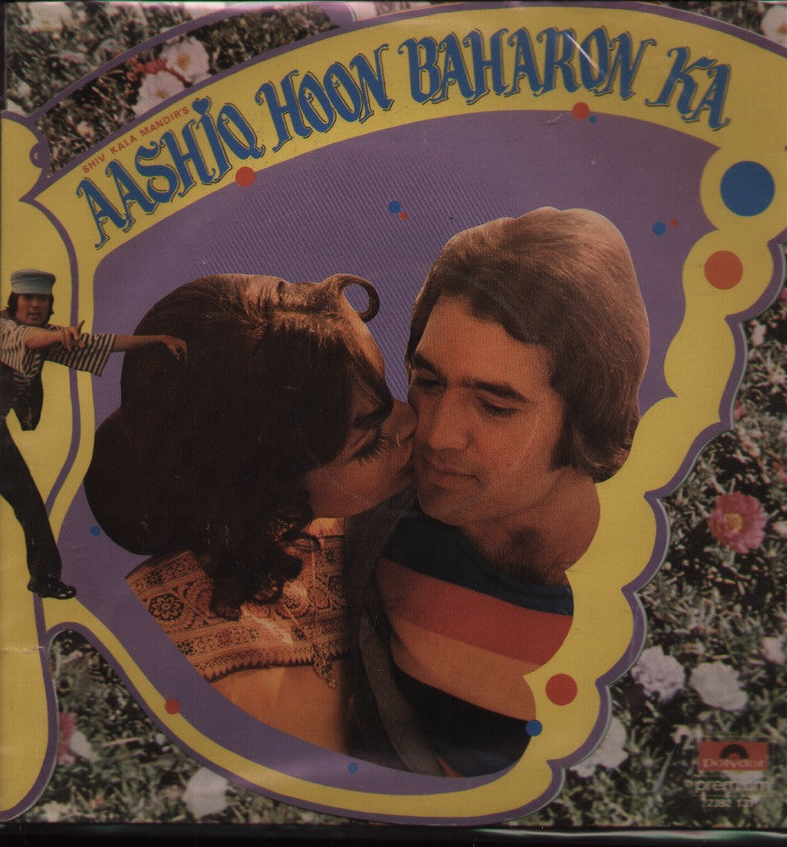 Aashiq Hoon Baharon Ka - Hindi Indian Vinyl LP