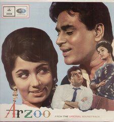 Arzoo Bollywood Vinyl LP
