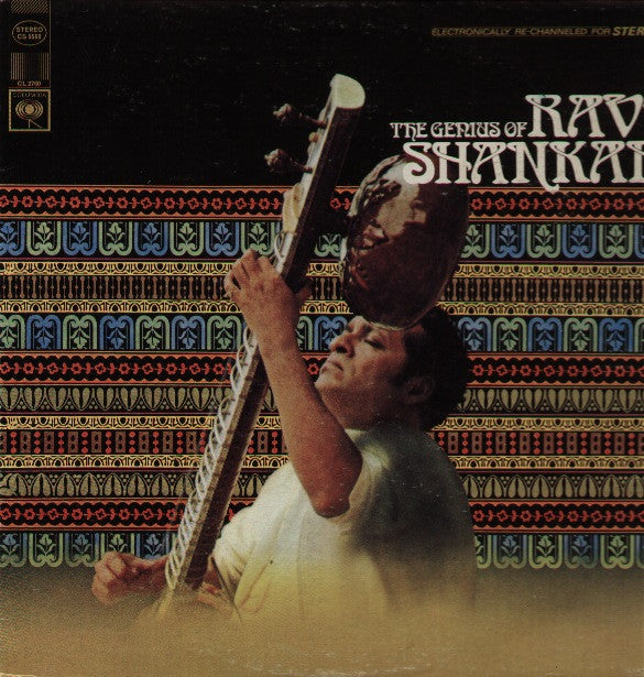 Ravi Shankar - The Genius Bollywood Vinyl LP