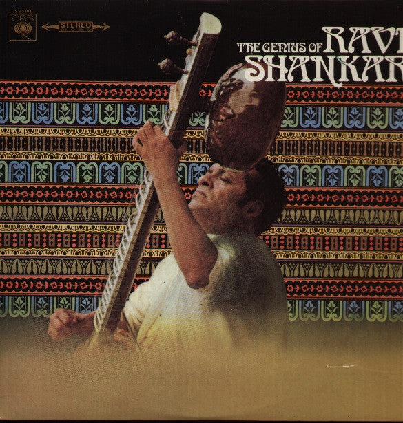 Ravi Shankar -- The Genius - Bollywood Vinyl LP