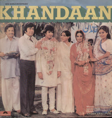 Khandaan Bollywood Vinyl LP