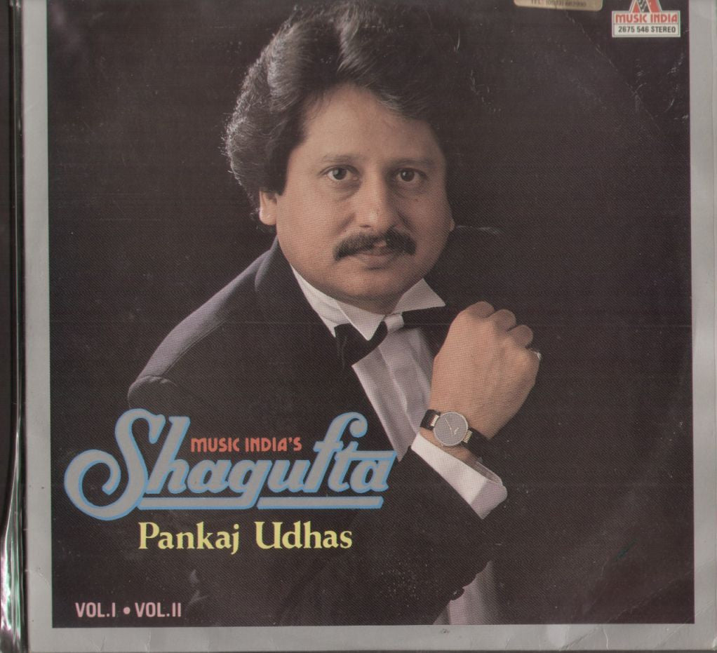 Pankaj Udhas - Shagufta Indian Vinyl LP